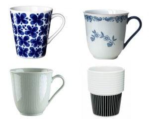 Kaffemuggar från Rörstrand
