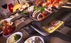 Raclette middag