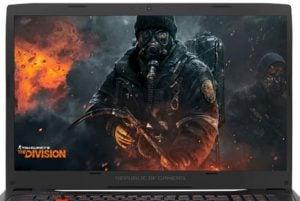 Bästa laptop display för gaming