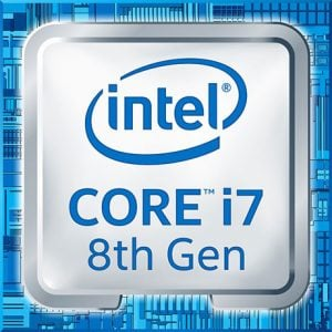 Intel Core i7 gen8