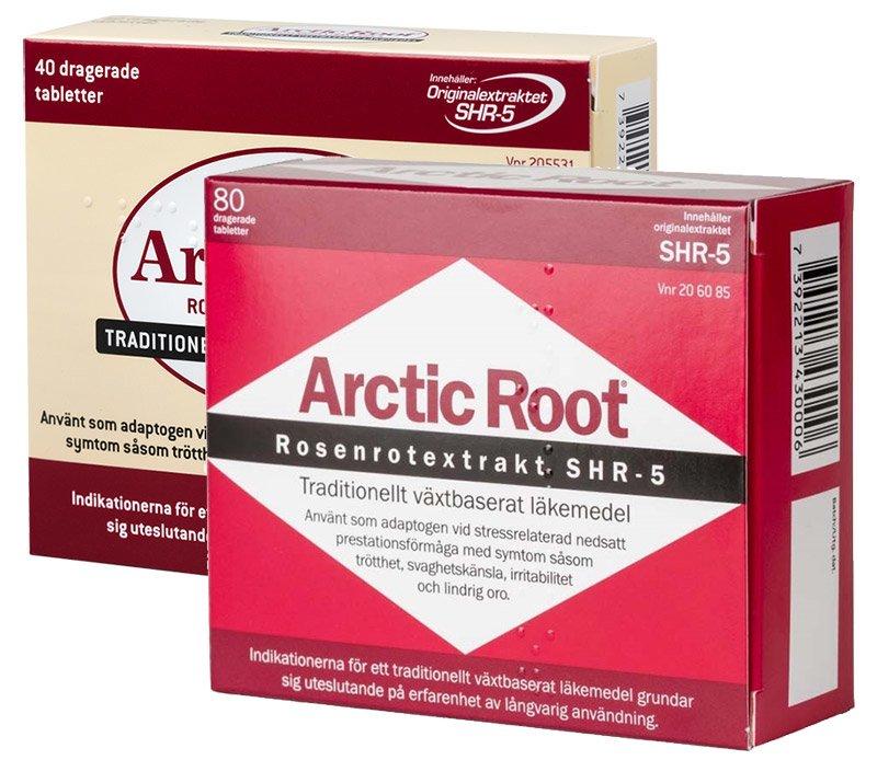 arctic root biverkningar