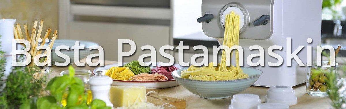 Bästa Pastamaskin