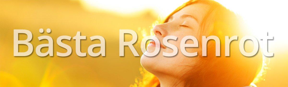 vad är rosenrot bra för