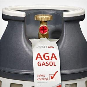 Gasolflaska AGA