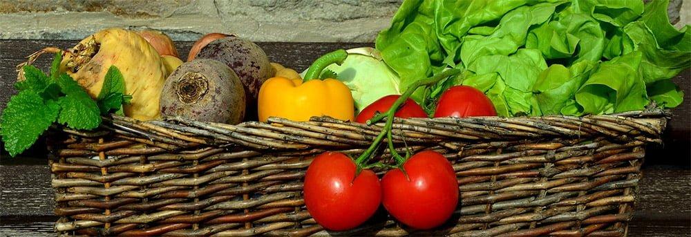Grönsaker näring