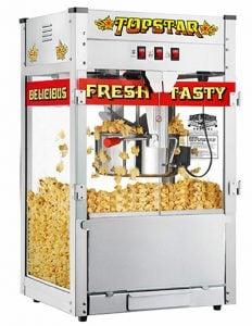 Stor popcornsmaskin