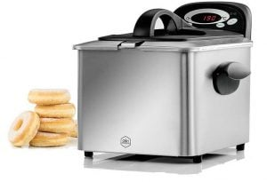 OBH Nordica 6357 Deep Fryer