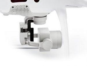 DJI Phantom 4 kamera