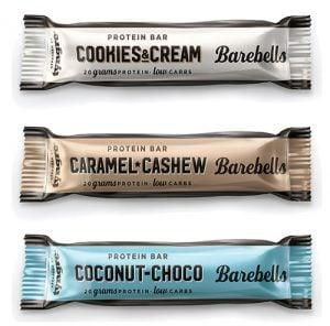 Barebells Protein Bar - Bäst i test