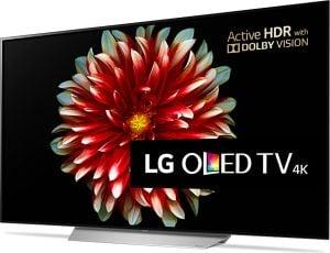 """LG OLED55C7V 55"""" OLED - Bäst i test"""