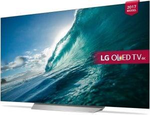 """LG OLED65C7V 65"""" - Bästa65"""" TVn"""
