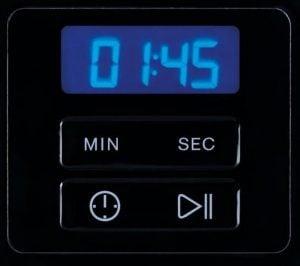 Electrolux EKM6000 timer