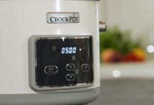 Crock-Pot DuraCeramic 5l display