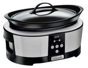 Crock-Pot Slow Cooker 5,7 l