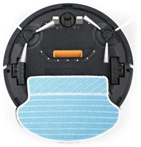 Cleanmate S 800 undersida
