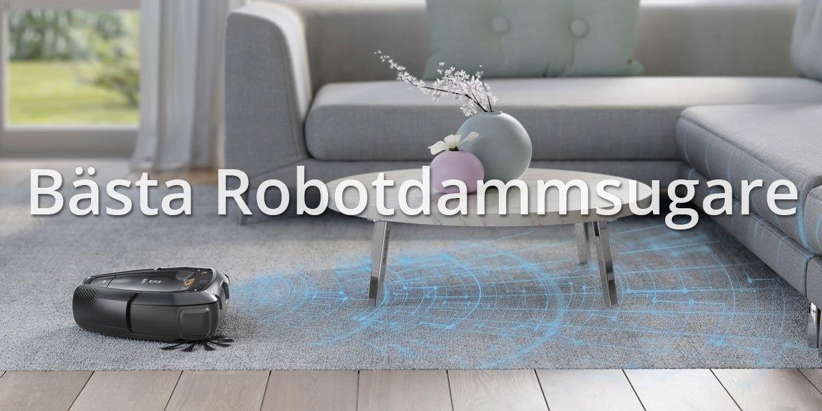 Bästa Robotdammsugare 2019 - Smarta   Självgående i test - Testat.nu f745cb3f33c50