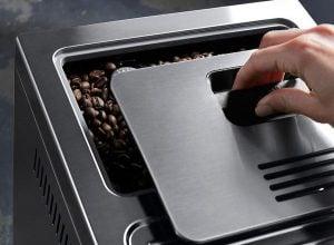 DeLonghi PrimaDonna Elite kaffebönor