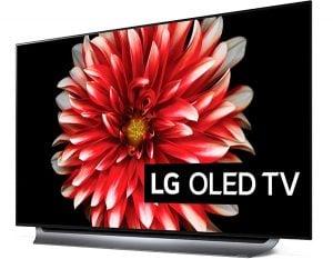 LG OLED65C8 65 tum