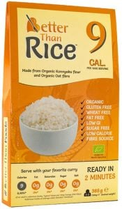 Organic Better Than Rice