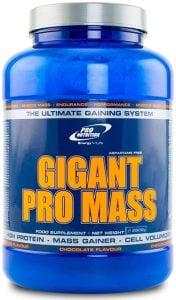 Pro Nutrition Gigant Pro Mass