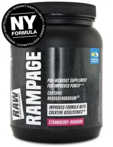 RAW Rampage