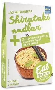 Shirataki Nudlar