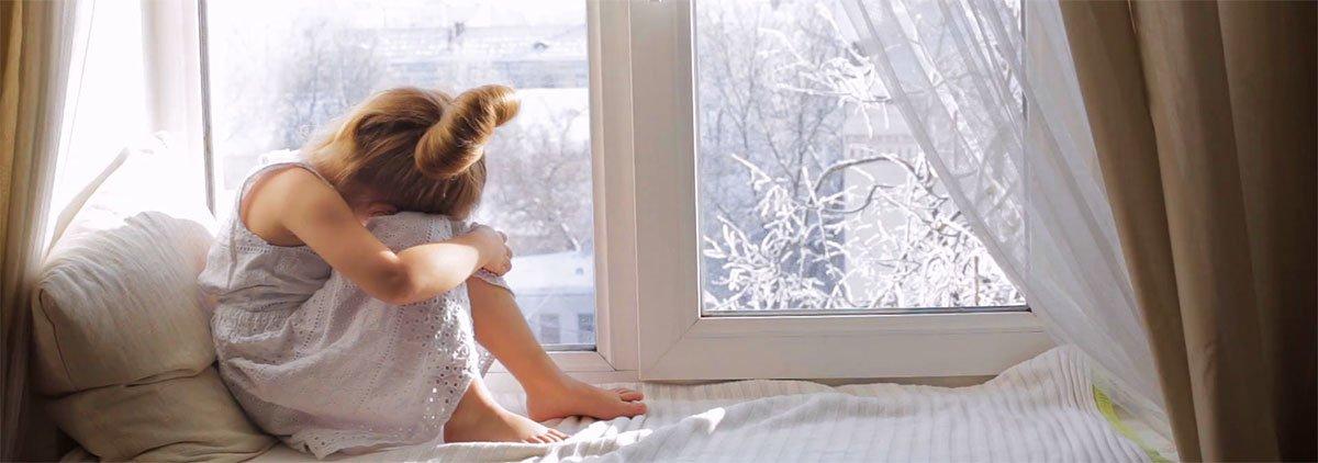 Torrare luft på vintern