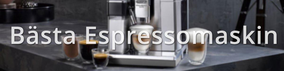 Bästa Espressomaskin