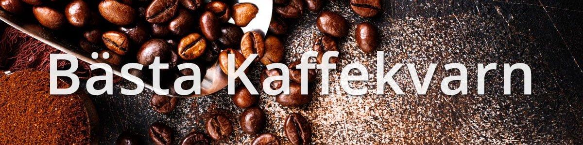 Bästa Kaffekvarn