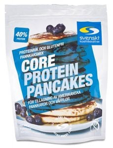 Core Protein Pancakes