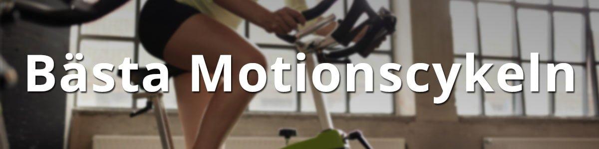 Bästa Motionscykel