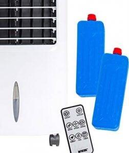 luftkonditionering med kylklampar