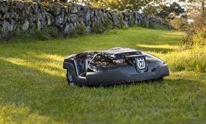 Husqvarna Automower 315X trädgård