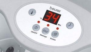 Beurer FB 50 kontroll