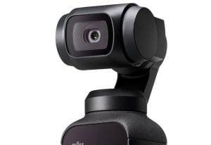 DJI Osmo Pocket kamera gimbal