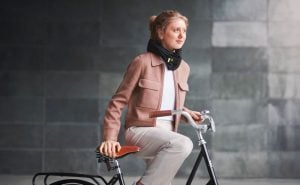 Hövding 3.0 kvinna cykel
