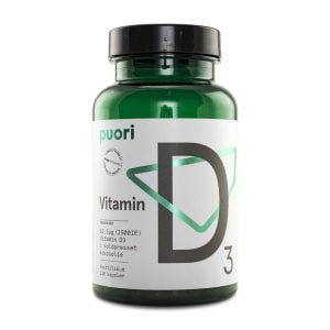 Puori D3 D-vitamin 2500 IE