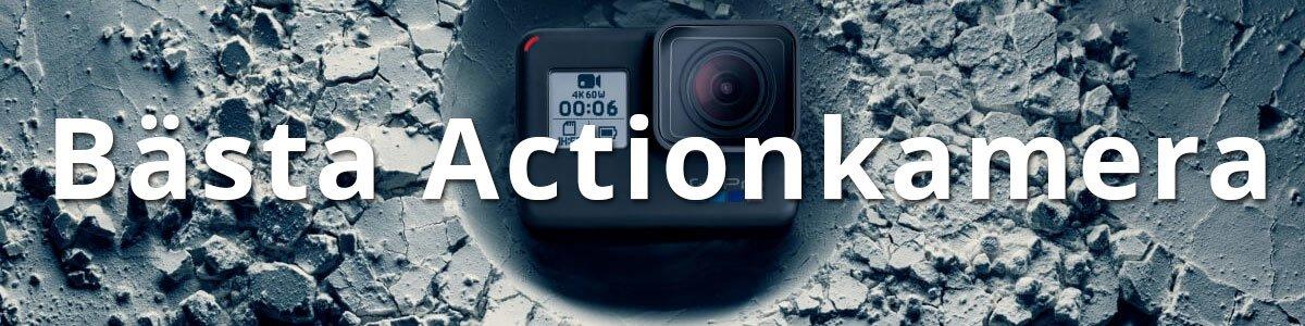 Bästa Actionkamera