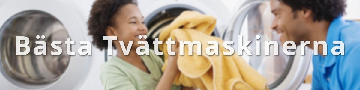 Bästa Tvättmaskinerna