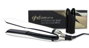 GHD Platinum Plus Styler med värmeskydd