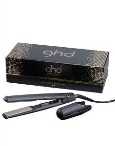 GHD V Gold Classic Styler paket med värmekåpa