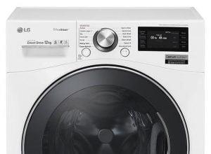 LG FH6F9BDS2 bra tvättmaskin