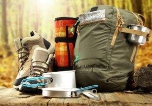 Packning vandring