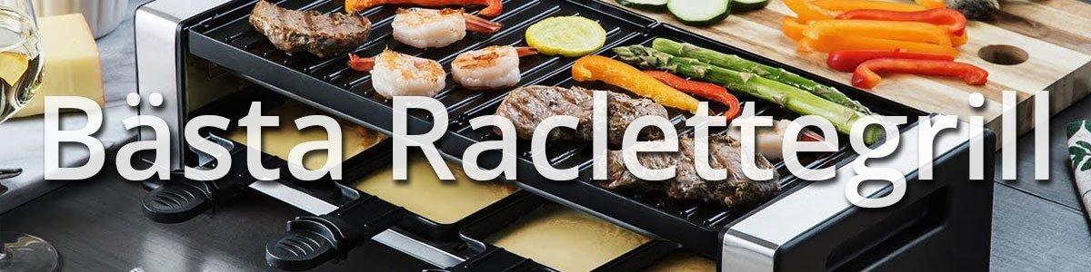 Bästa Raclettegrill