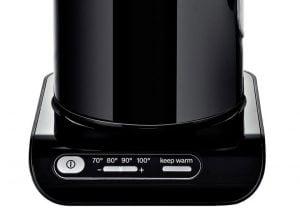 Bosch Styline Kettle 1,5L vattenkokare - välj temperatur och inställningar