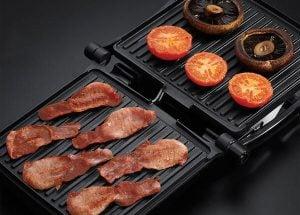 Russell Hobbs Cook@Home 3-in-1 grilla grönsaker och kött