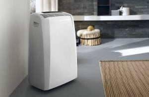 DeLonghi PAC N93 ECO - Tyst luftkonditionering