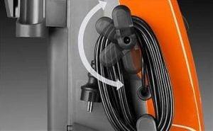 Husqvarna PW 350 kabelförvaring