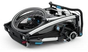 Thule Chariot Sport 2 hopfälld cykelvagn