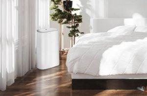 eeese Nora - sovrum luftkonditionering